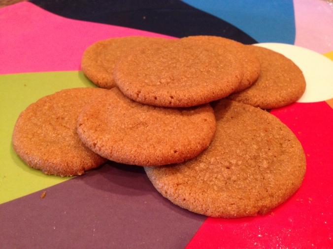 Einkorn Cookie Butter Cookies