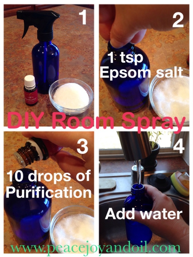 DIY Room Spray
