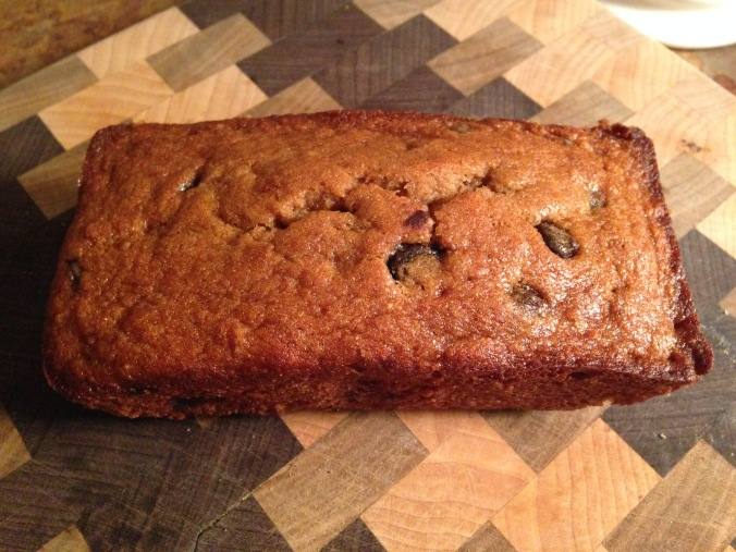 The Best Chocolate Chip Banana Bread Ever, Ever!