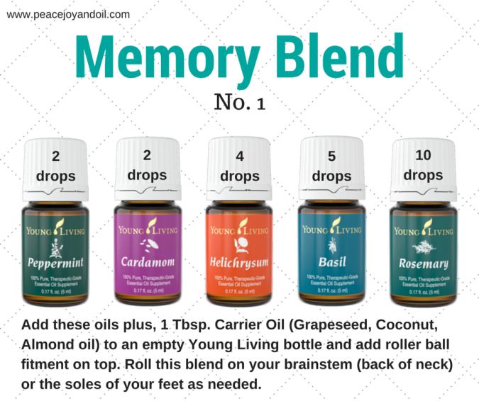 memory blend #1