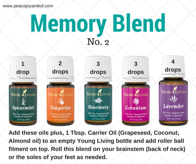 memory blend #2